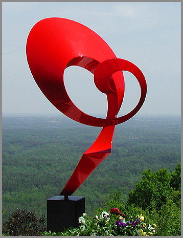 Sculpture by Dennis Heimbach